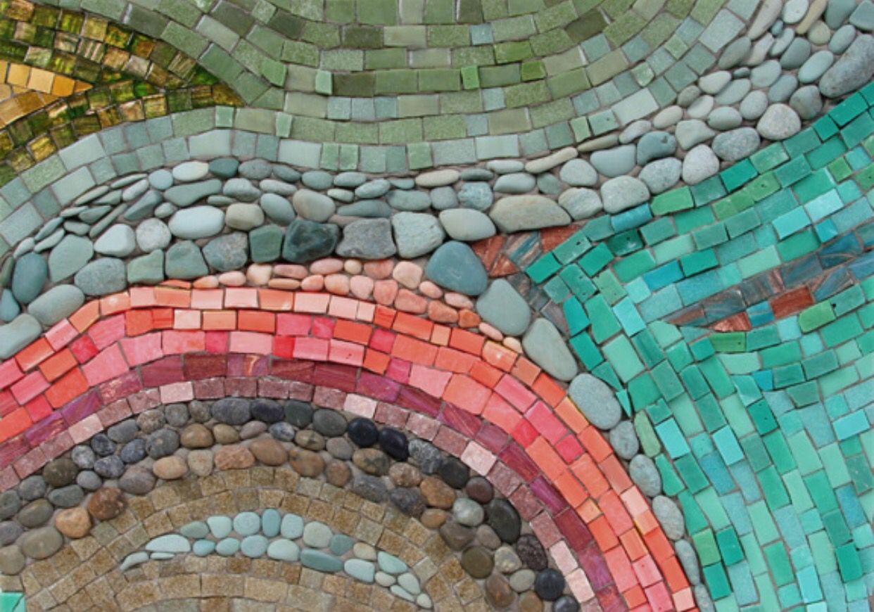 Mosaic mosaico mandala pinterest mosaics mosaic wall art and