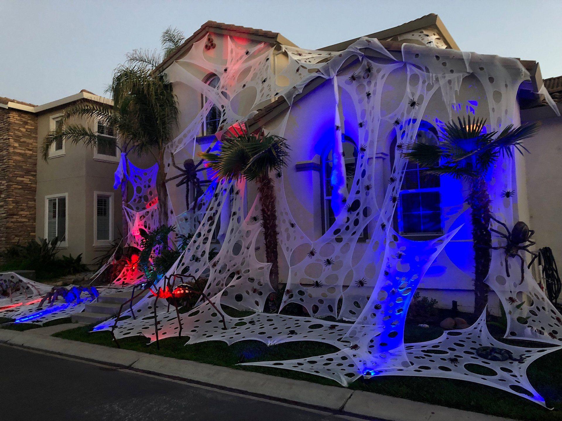 2018 Spider Infestation Halloween Forum Halloween