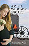 Free Kindle Book -   Amish Widow's Escape (Expectant Amish Widows Book 11)