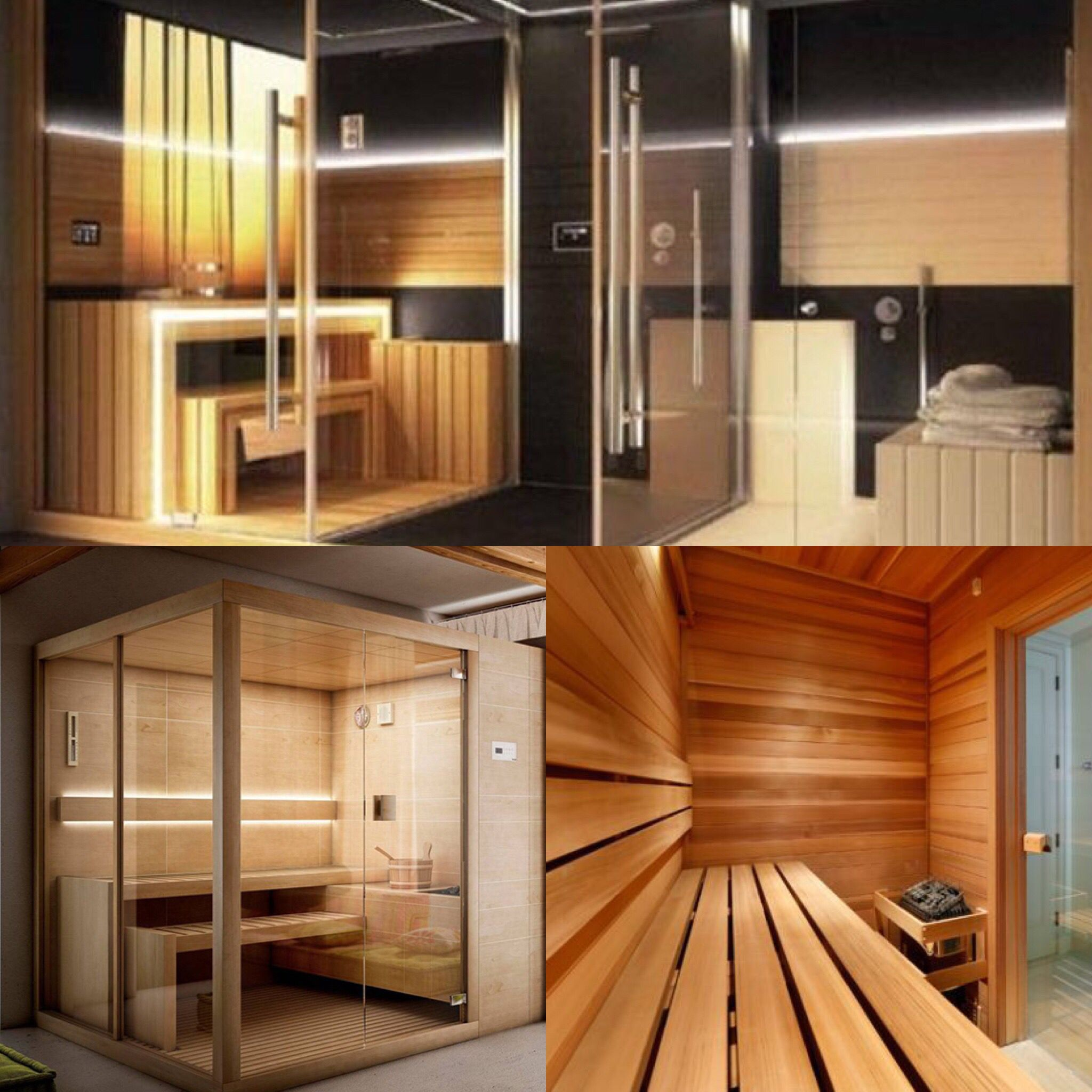 small sauna for home