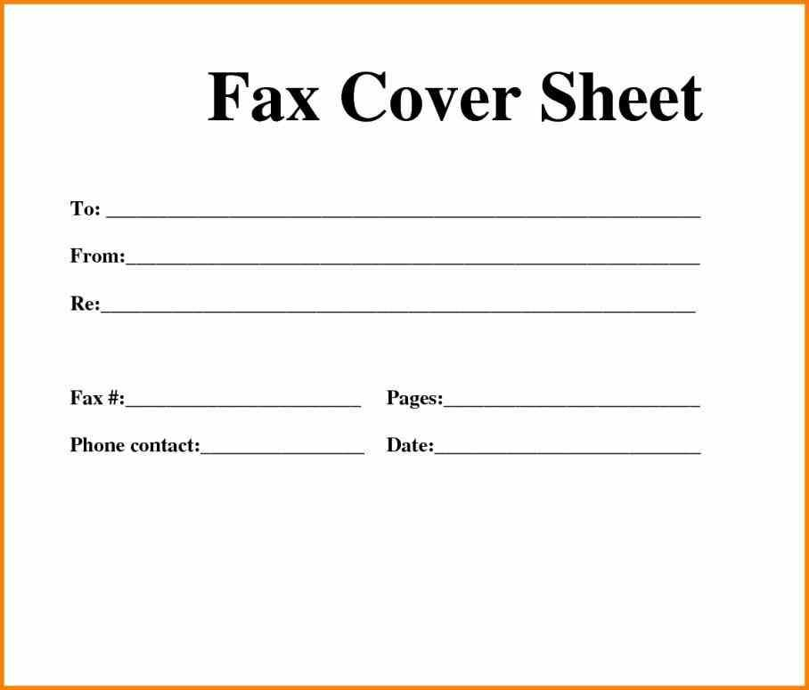 Blank Fax Cover Sheet FREE FAX TEMPLATE FOR WORD Pinterest - Fax Cover Sheet Free Template