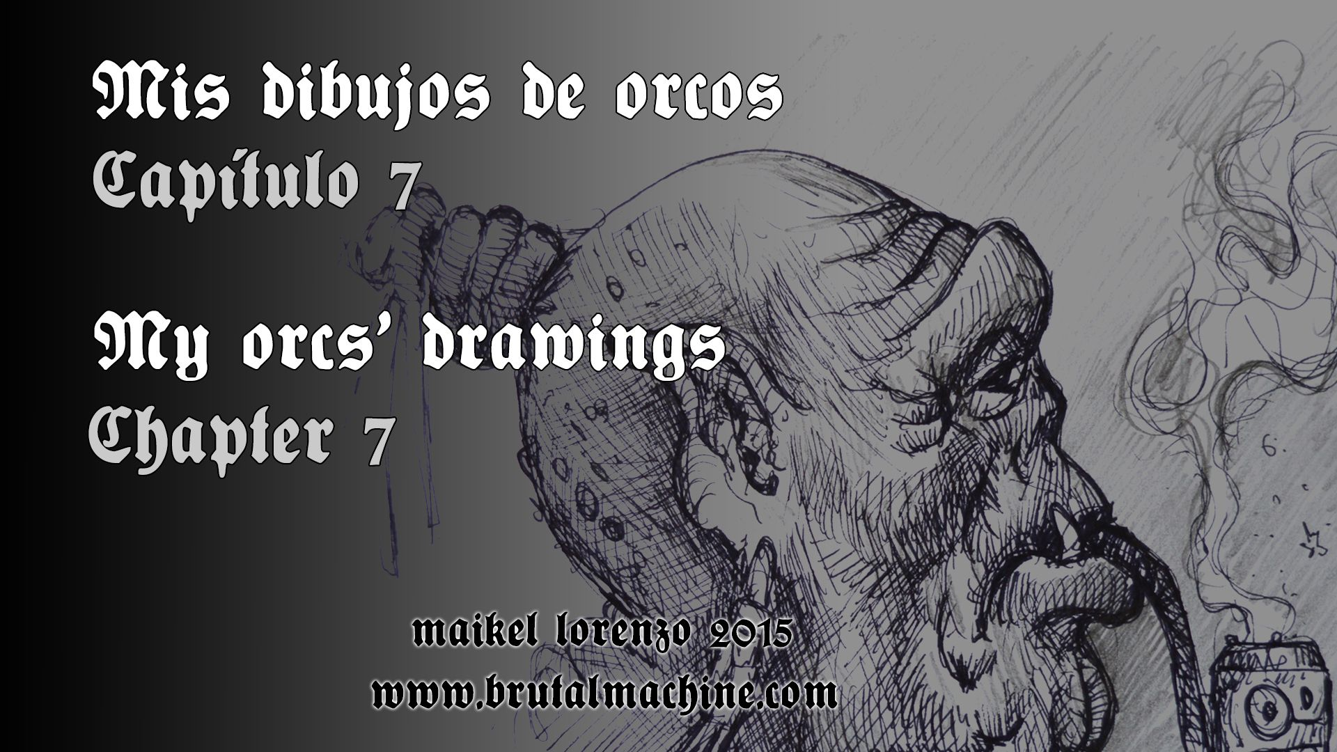 Mis dibujos de orcos cap7 My orcs' drawings ch7 #orcs #orco   https://www.youtube.com/watch?v=54rIFY-Y5fs