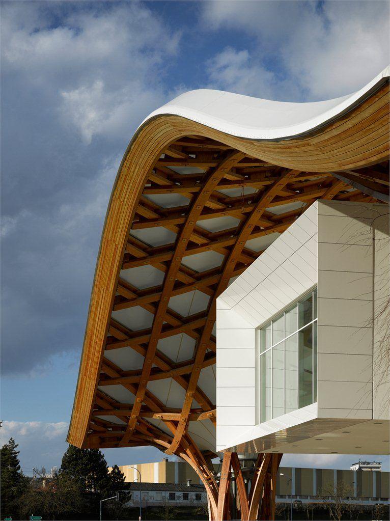 centre pompidou metz march 2010 shigeru ban architects europe et jean de gastines architectes. Black Bedroom Furniture Sets. Home Design Ideas