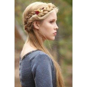 medieval princess hair - google