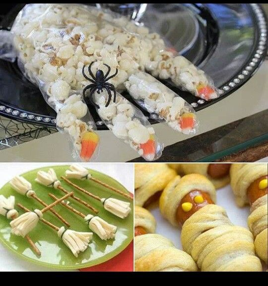 Not a Trick 14 Healthy and Adorable Halloween Treats Halloween - halloween food decoration
