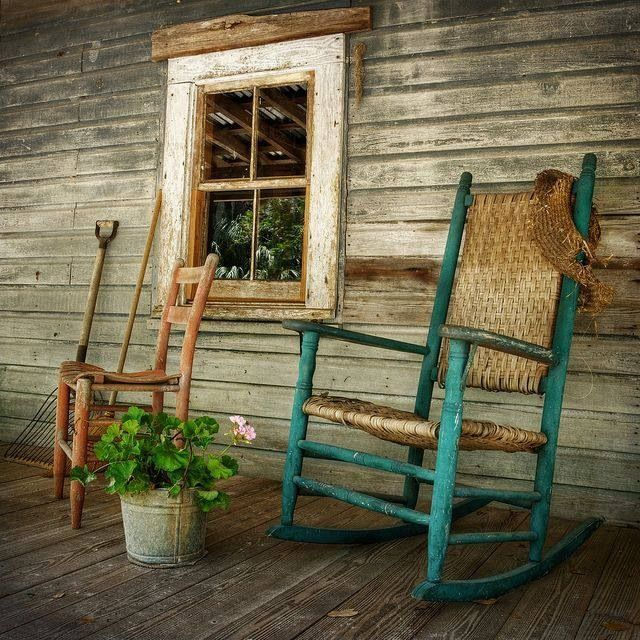 Rocking Chairs And Front Porches...two Of My Favorite Things With My .