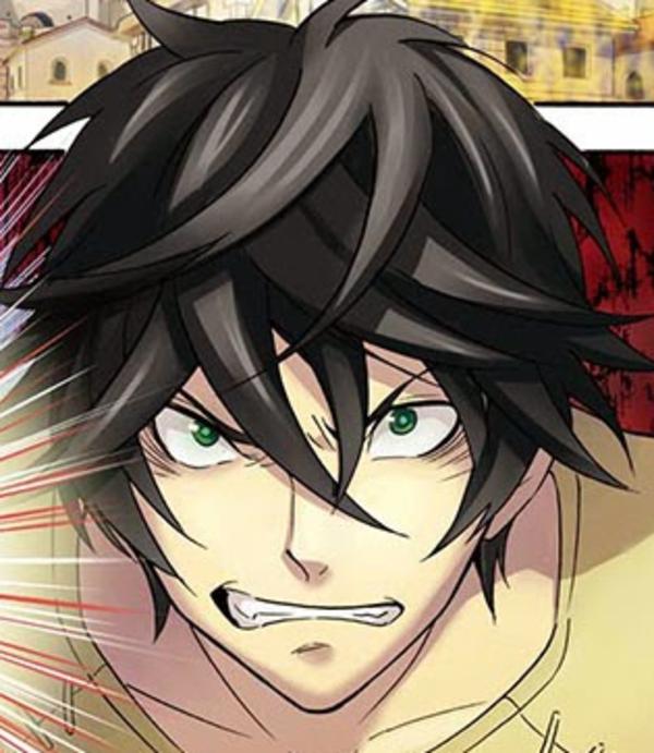 Iwatani Naofumi Personagens de anime, Anime, Animação
