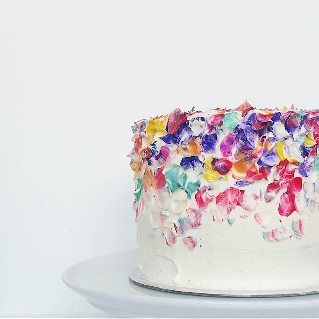 Buttercream Bakery 🎂 C A K E A R T By Kat Logan