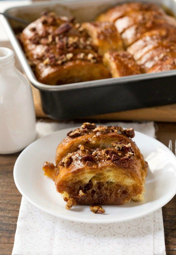Love a breakfast recipe that can be made the night before!