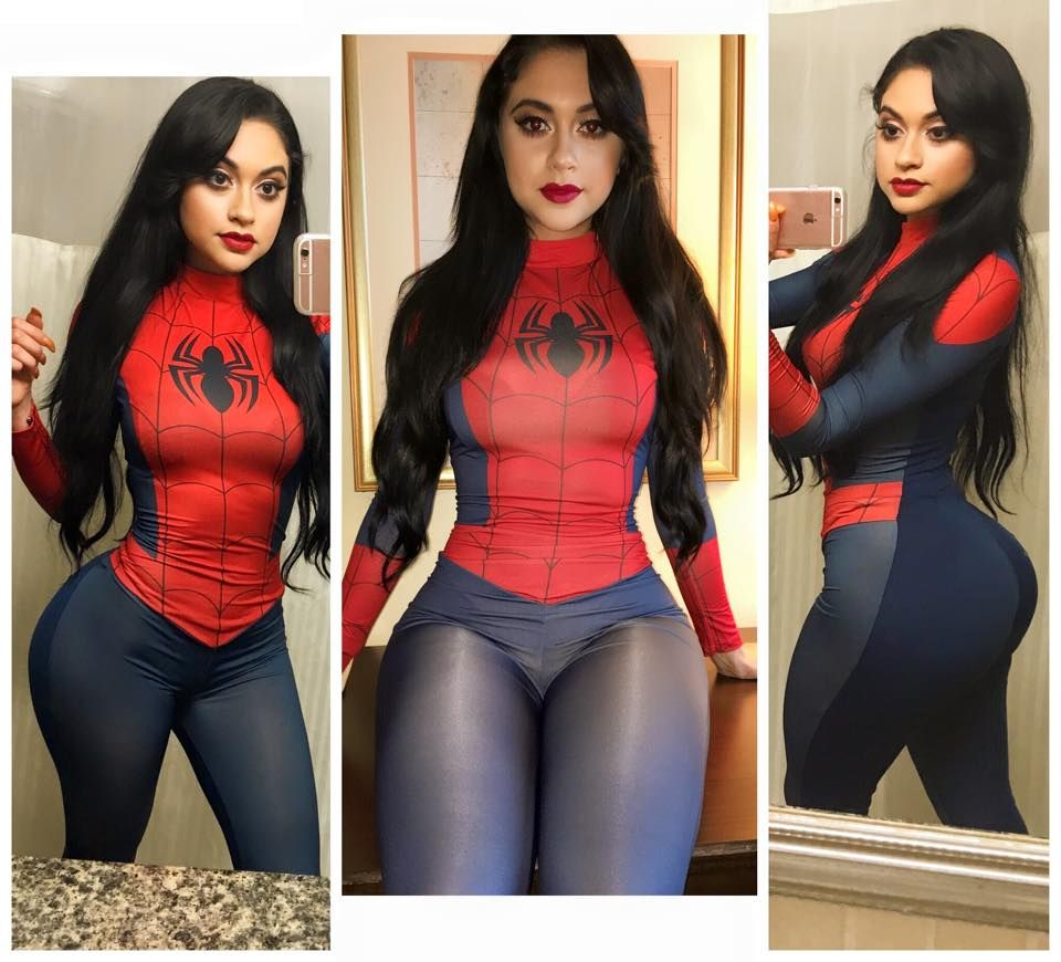 jailyne ojeda ochoa on halloween - omg phat booty - home of phat ass