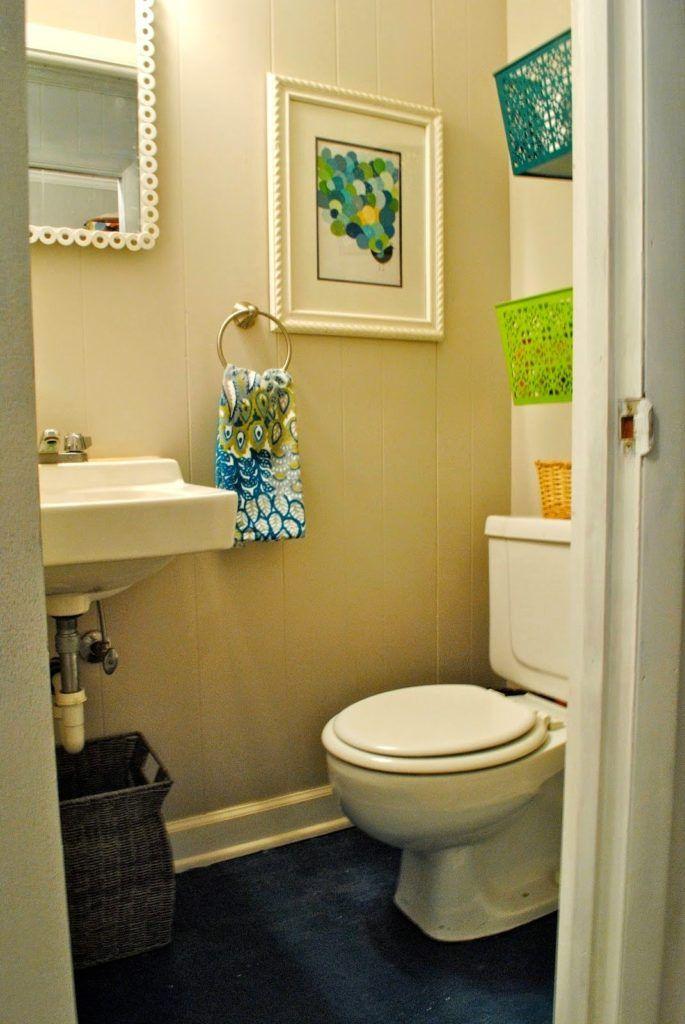 Bathroom Decor Ideas Small | Decor | Pinterest | Toilet