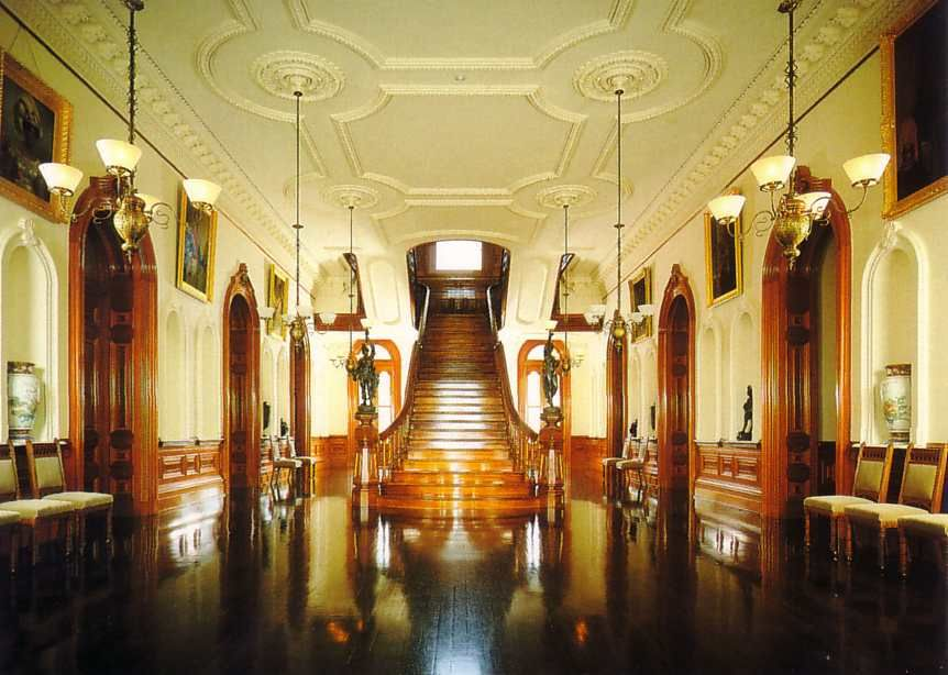 Chapter 8 Interior Design Iolani Palace In Honolulu HI Designed By Issac Moore