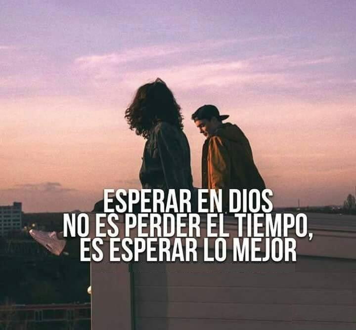 Esperar En Dios No Es Perder El Tiempo Es Esperar Lo Mejor Jesus Quotes Movie Posters