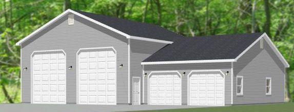 PDF house plans garage plans shed plans garage – 60 X 40 Garage Plans