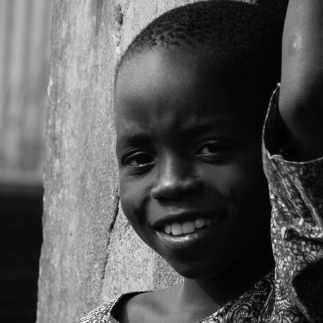 #Child of the world#BENIN