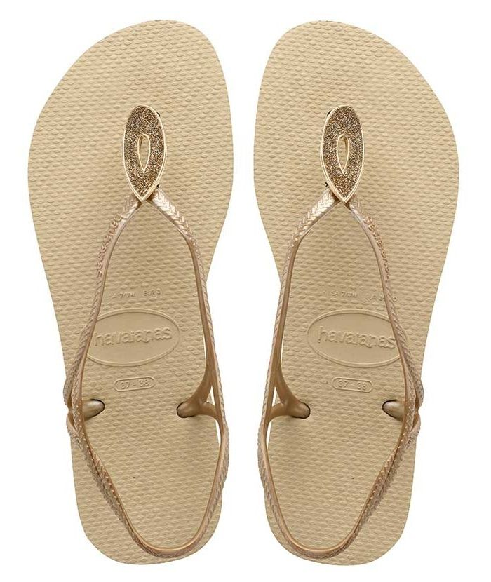 a0407af31 Havaianas Luna Special – Sand Grey £45.00 - Havaianas Fab Flip Flops ...