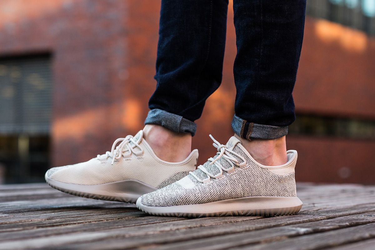 adidas tubular shadow w grise