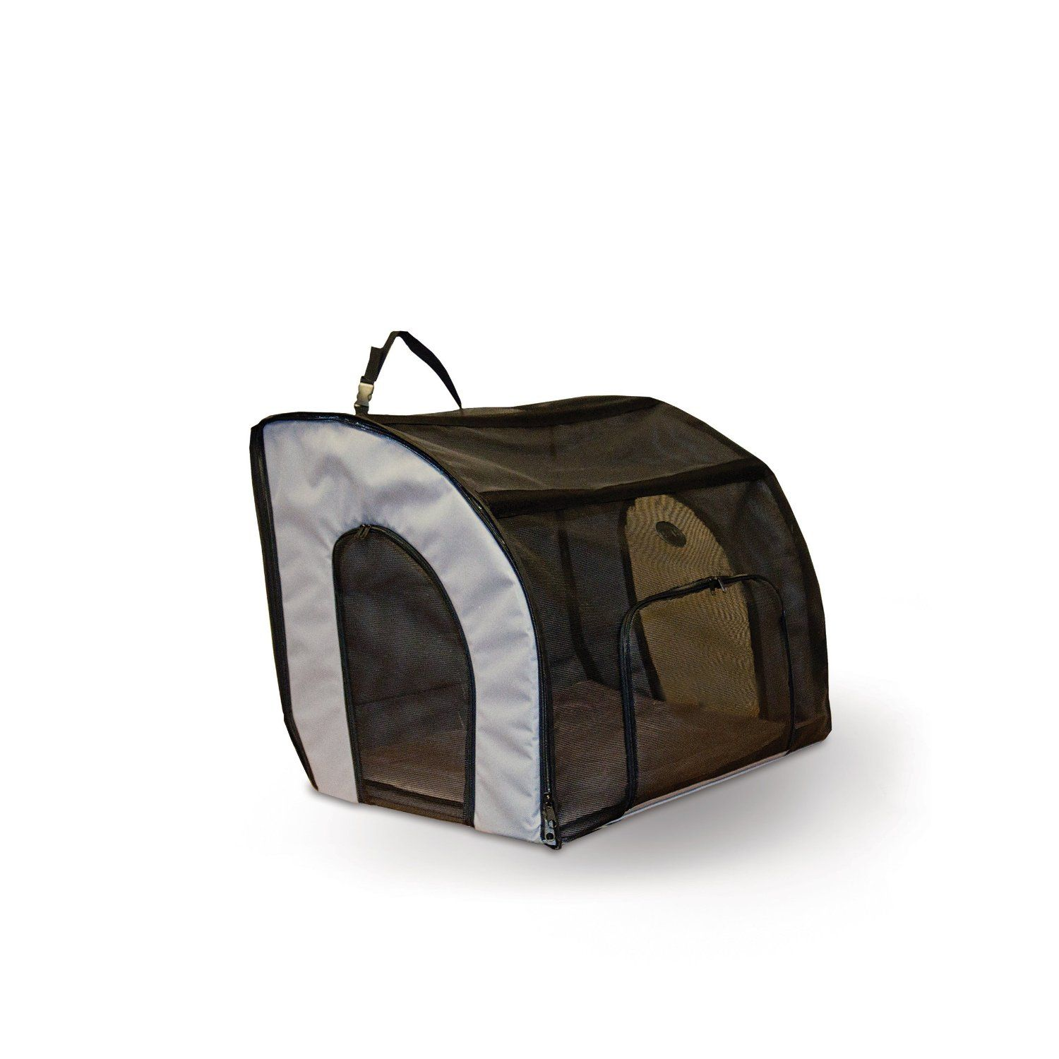 KandH Manufacturing Travel Safety Carrier Gray