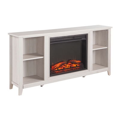 Boston Loft Furnishings Fireplace Atg Parker Electric Tv Stand Fireplace Tv Stand