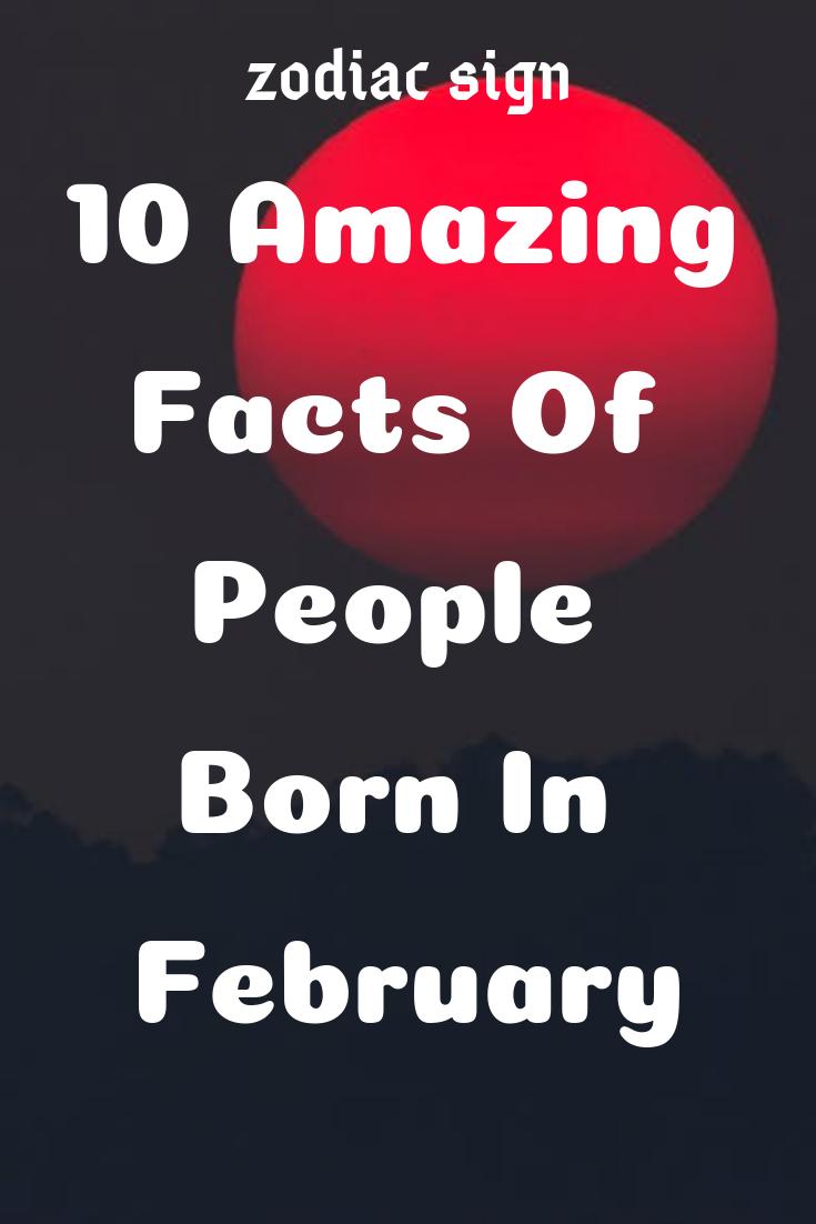 scorpio born february 10 horoscope