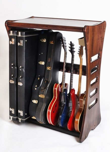 Make Secondary Shelf For Amp And Music Sheets Files In