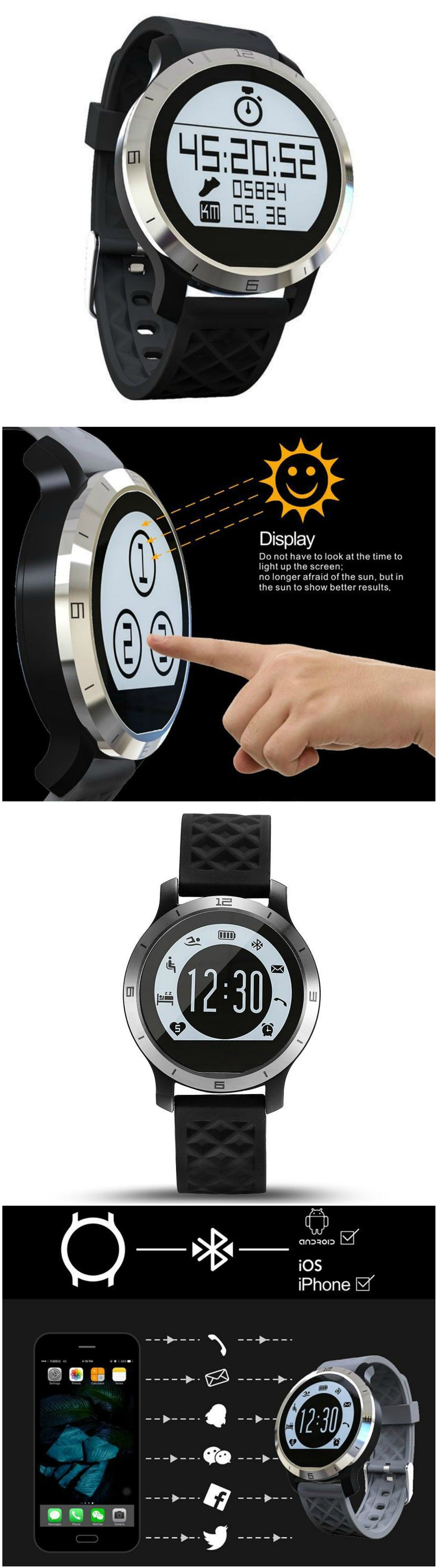 New Bluetooth Smart Watch Wristwatch for Android IOS