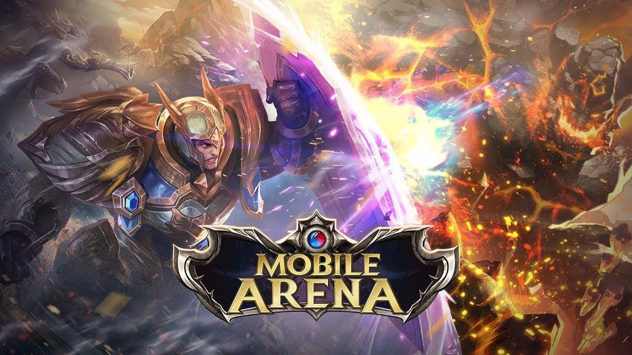 Mobile Arena - Action MOBA On Your Windows PC / Mac Download And