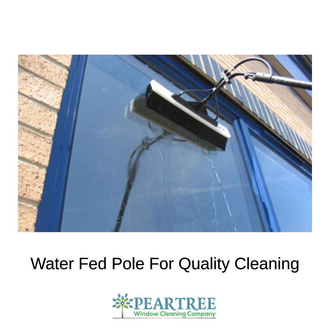 If You Have Ever Tried To Clean Windows That Aren T On The Ground Floor You Ll Appreciate How Tricky It Can B Best Window Cleaner Window Cleaner Water Fed Pole