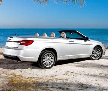 2013 Chrysler 200 Limited Convertible Chrysler 200 Chrysler