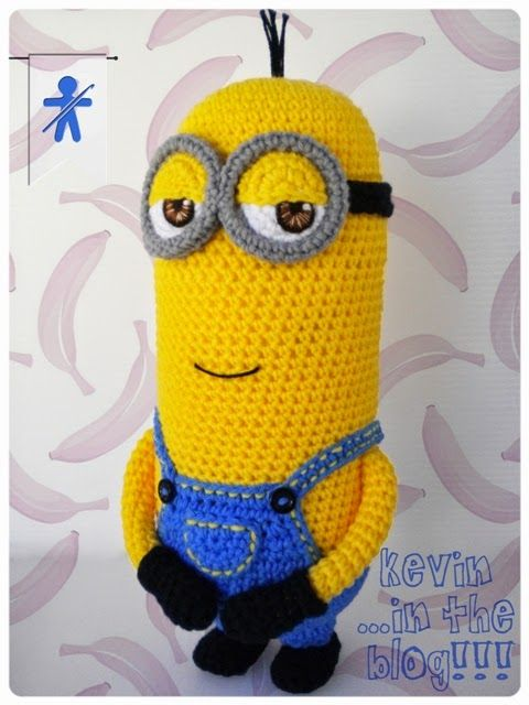 Minion Free Crochet Pattern Collection All The Best Ideas Crochet Gorgeous Free Minion Crochet Pattern