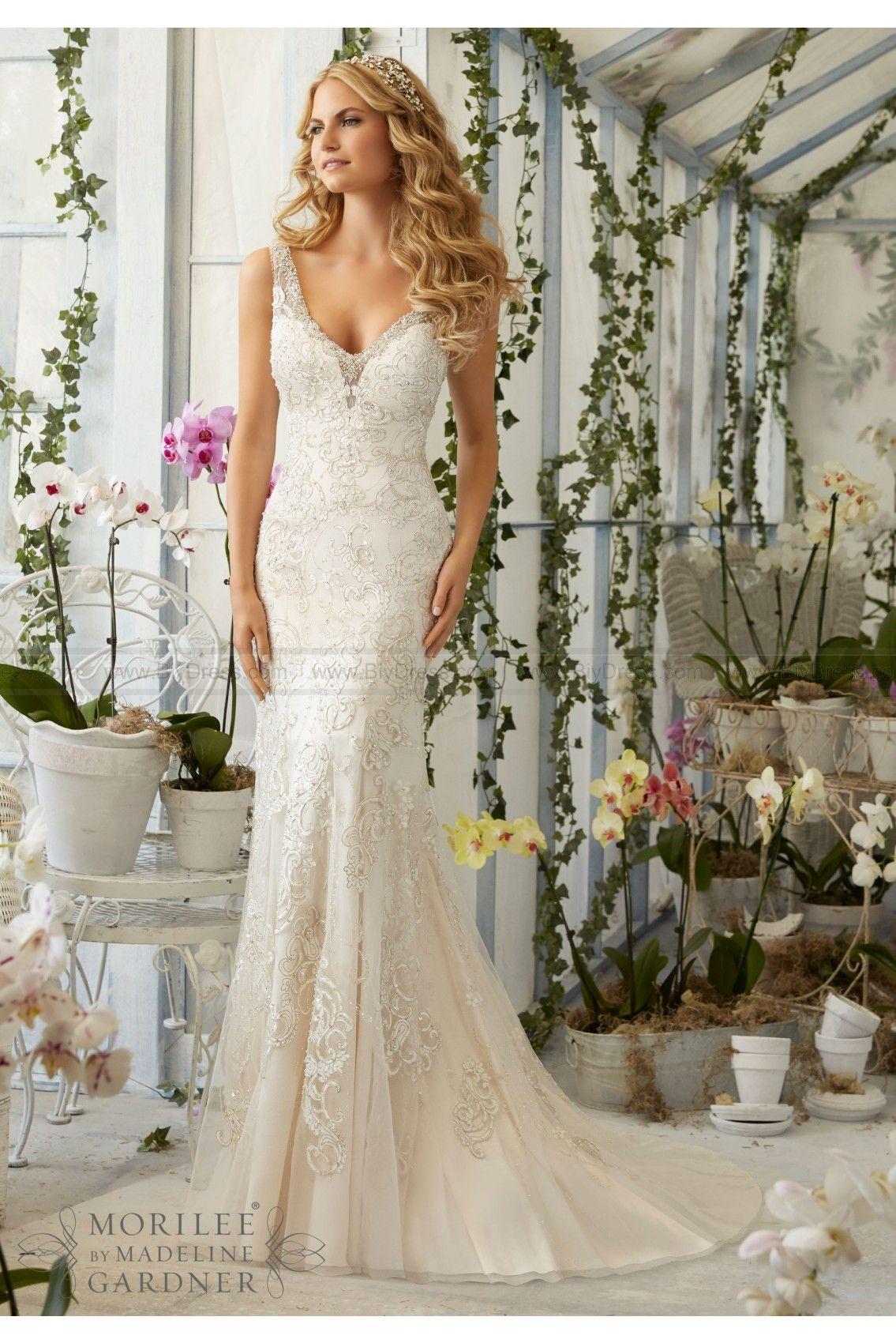 Mori Lee Wedding Dresses Style 2809 | mori lee wedding dresses 2016 ...