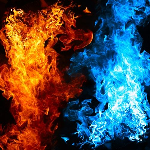 Gobos Can Create Flame And Water Through Tricks Of Light And Shadow Fire Image Fire And Ice Fire And Ice Dragons
