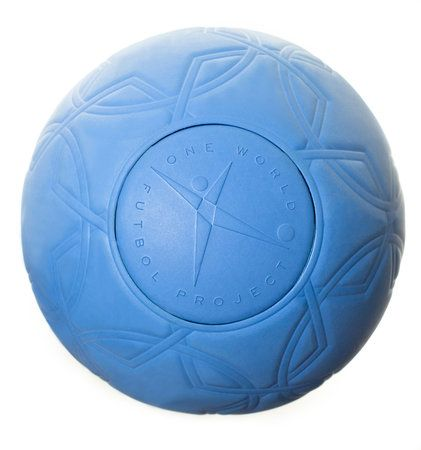 One world futbol project - give one, get one.