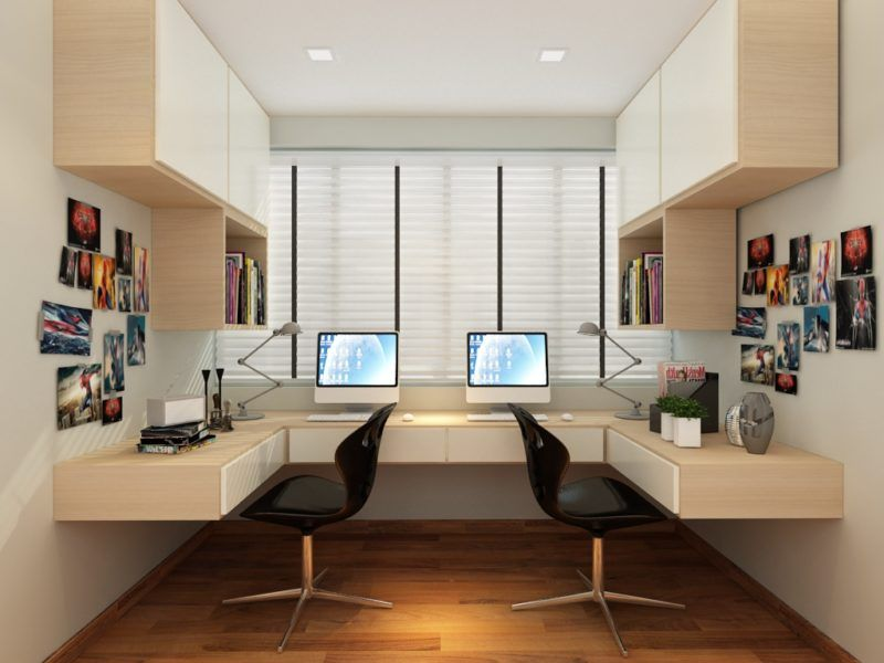 30 Back To School Homework Spaces And Study Room Ideas You Ll Love Modern Study Rooms Study Room Small Small Bedroom Interior