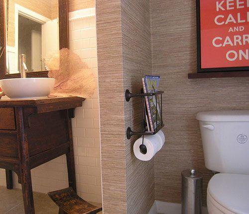 Elegant Reader Redesign: Bathroom Bliss