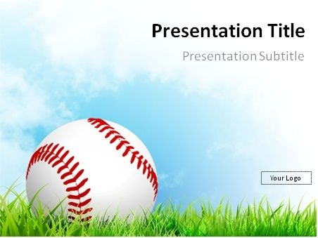 Free Baseball Powerpoint Templates Free Baseball Powerpoint