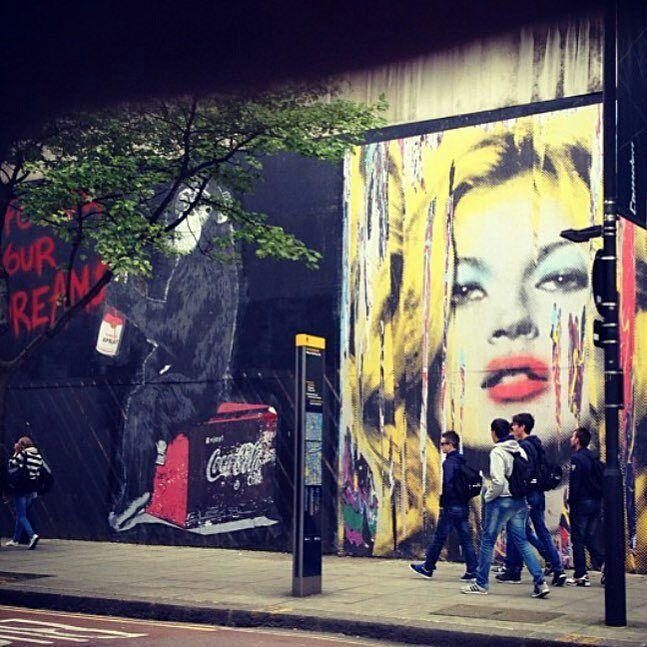 #Repost @mrbrainwash  #urbanart #streetart #graffiti #cityscape #WhereintheworldisJPKC #igersoftheday #igersnyc