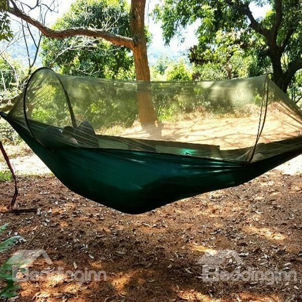 2 person nylon taffeta professional outdoor camping hammock with mosquito   2 person nylon taffeta professional outdoor camping hammock with      rh   pinterest