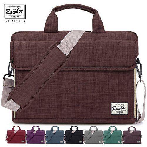 very cool laptop bag 13 13 3 inch rawboe oxford fabric laptop sleeve case messenger bag for men. Black Bedroom Furniture Sets. Home Design Ideas