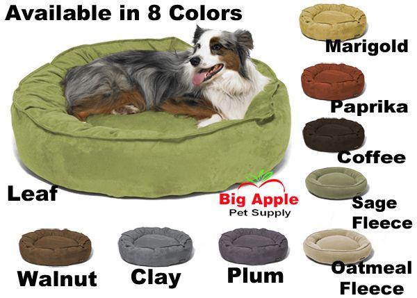 Big Shrimpy Nest Dog Beds Are Round Comfy And Environmentally Friendly