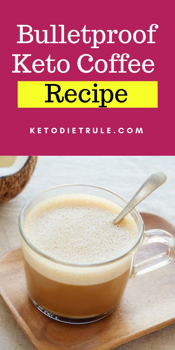 Bulletproof Coffee (Keto Coffee Recipe in 2020 Keto
