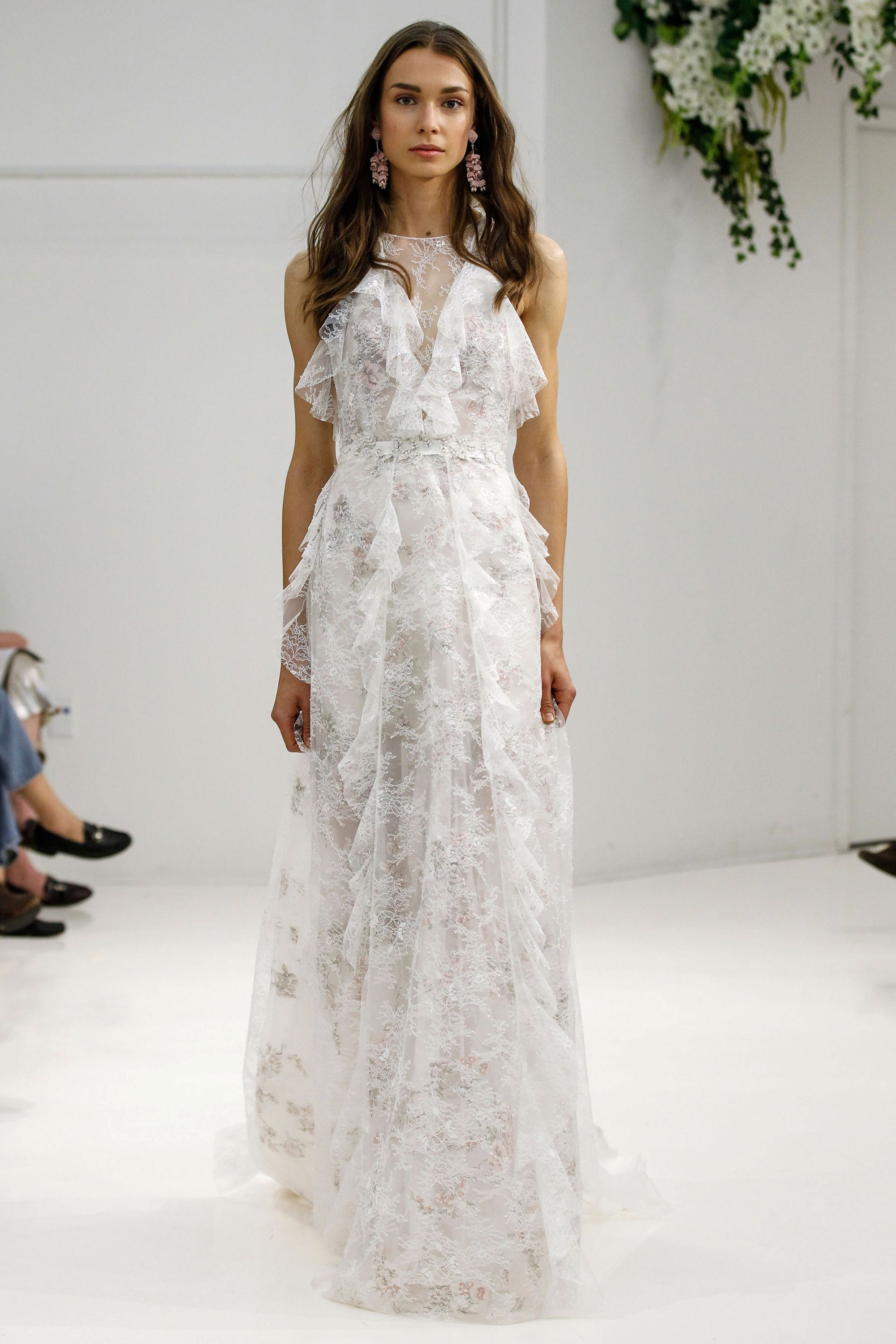 50 of the most beautiful gowns from Bridal Fashion Week | Mark ...
