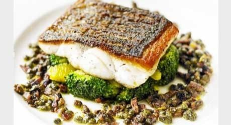 recipe: gordon ramsay sea bass recipes [19]