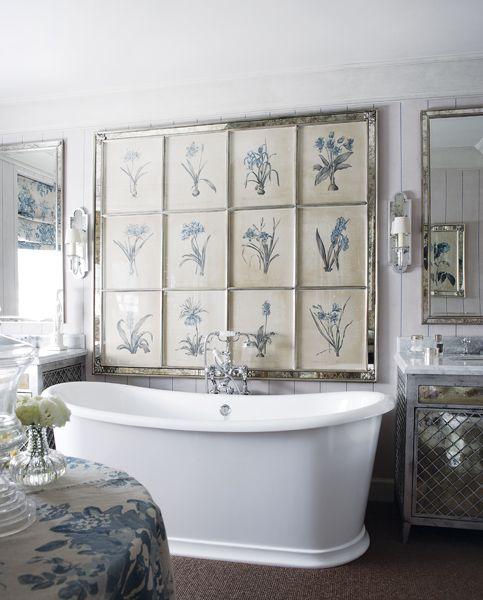 la hora del baño  #baños #decoración