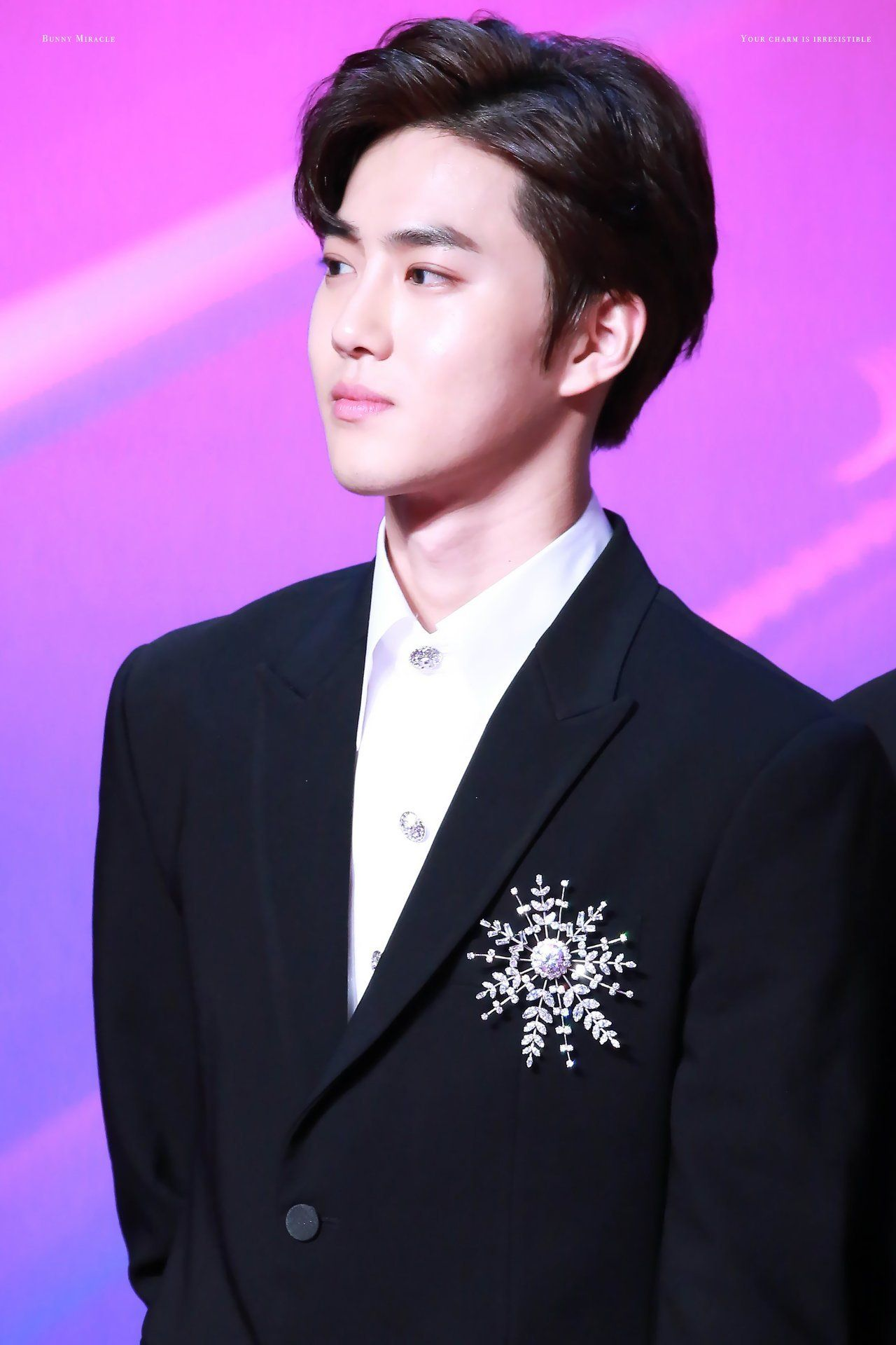 171201 MNET ASIAN MUSIC AWARDS RED CARPET SUHO EXO SUHO