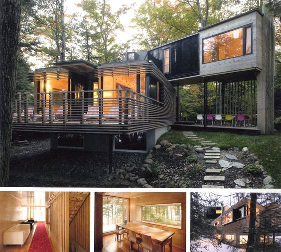 Container Home Design Ideas: Images From Container Architecture: