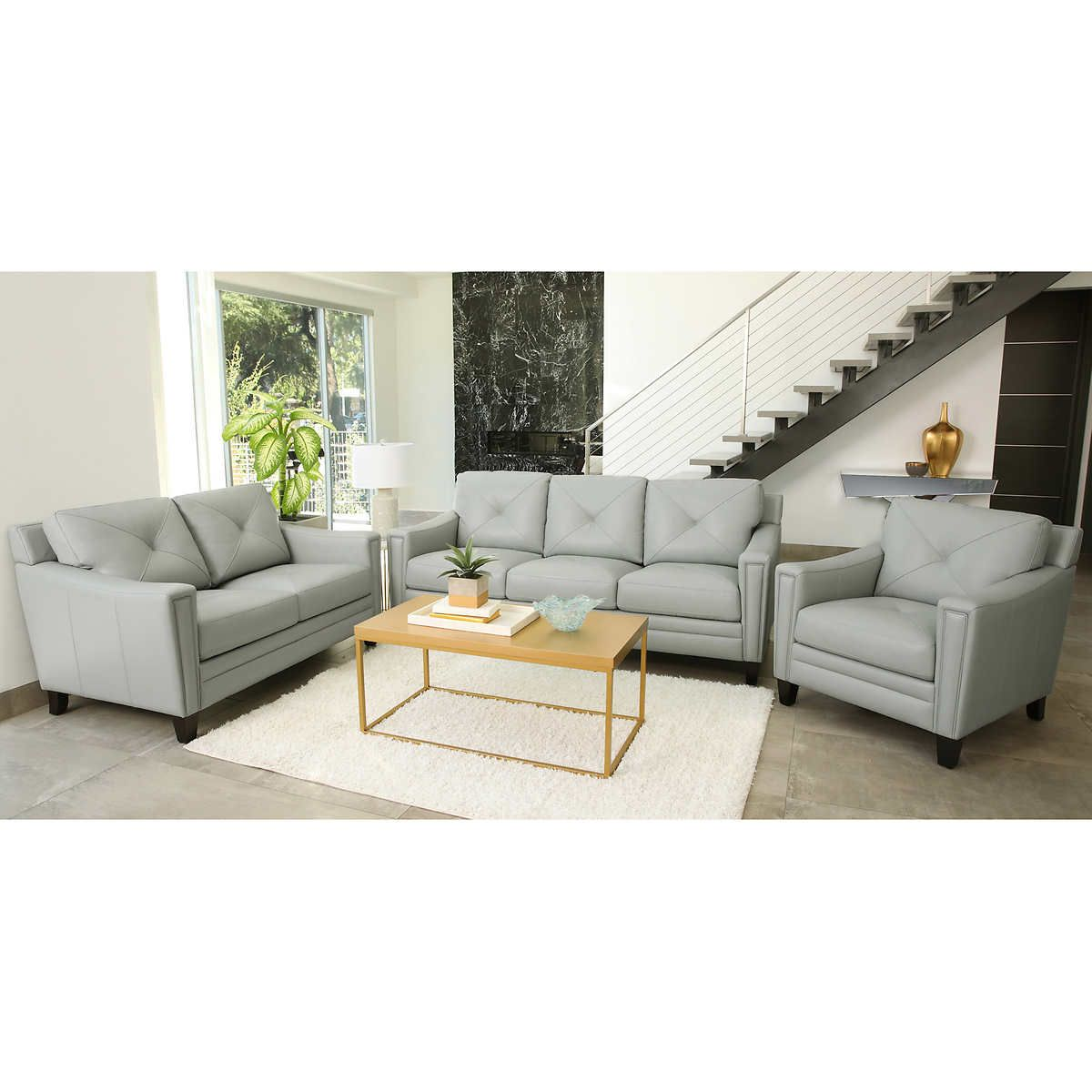 Best Costco 2699 For Set 3 Piece Living Room Set Dining 400 x 300