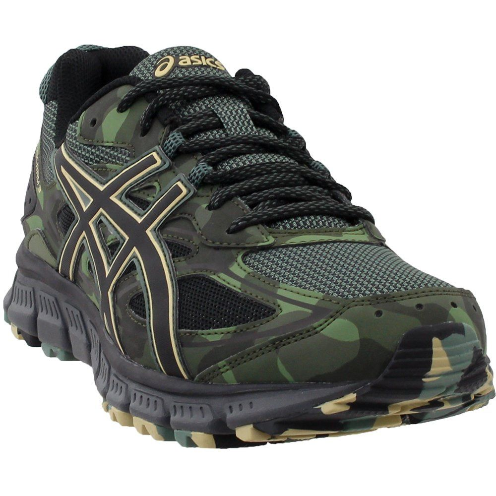 free shipping d27e0 e612f ASICS GEL SCRAM 3 Trail Running MENS D Medium Width T6K2N ...