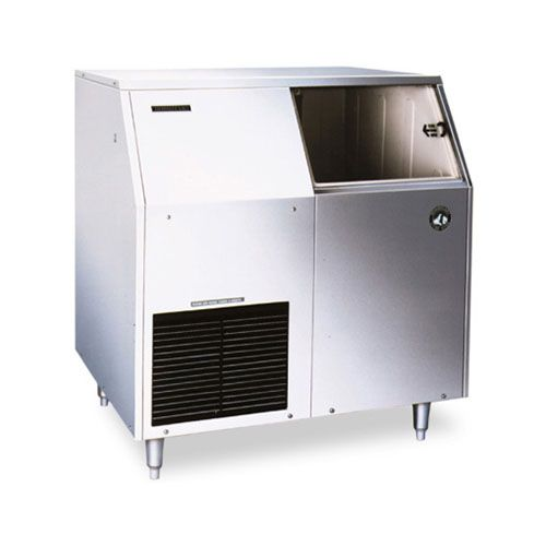 303 Lb 36 Undercounter Flake Ice Machine Built In Storage Storage Bins