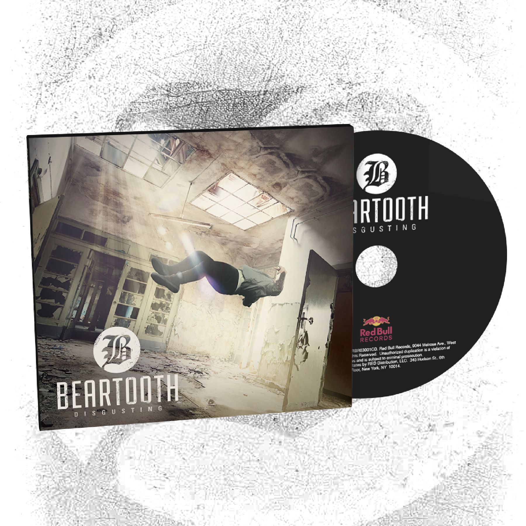 Beartooth Aggressive Black New T-Shirt Fruit of the Loom ALL SIZES